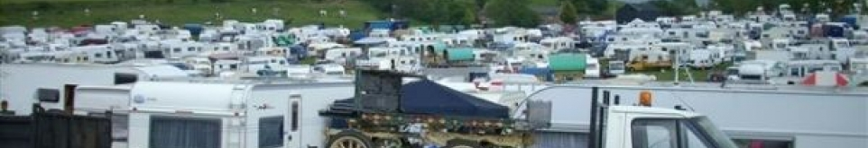 Caravan Sites at the Fair